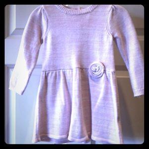 EUC - Light Pink Crazy 8 Sweater Dress
